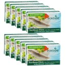 Sardinen-Filets in Bio Olivenöl 20x120gr